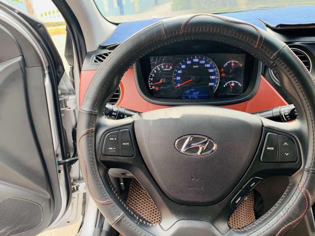 Bán Hyundai Grand i10 sản xuất năm 2020, màu bạc, giá tốt (4)