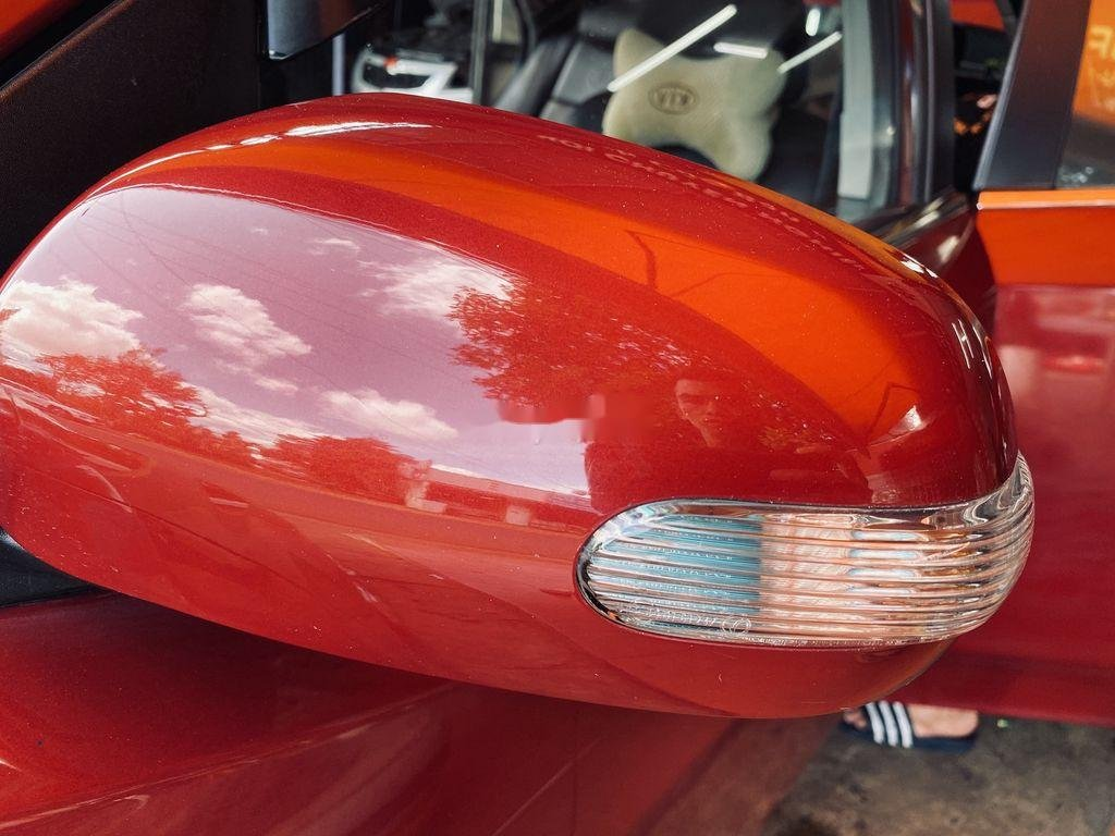 Cần bán lại xe Kia Cerato năm sản xuất 2009, màu đỏ, nhập khẩu (6)