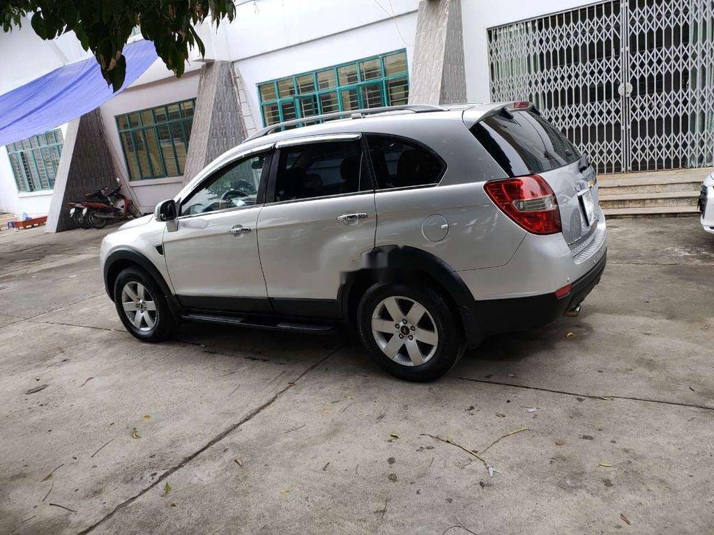 Bán Chevrolet Captiva đời 2008, màu bạc chính chủ (1)