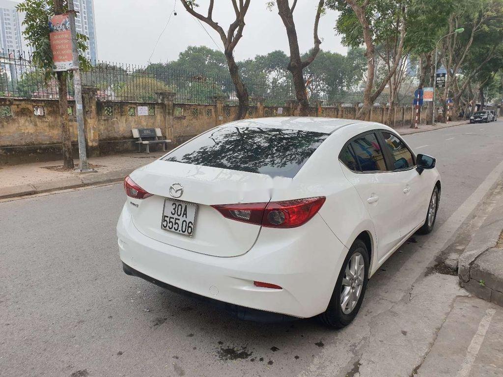 Bán Mazda 3 sản xuất năm 2015, màu trắng, số tự động (5)