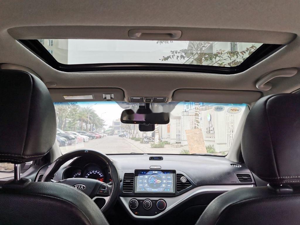Cần bán xe Kia Morning đời 2011, màu trắng, xe nhập  (8)
