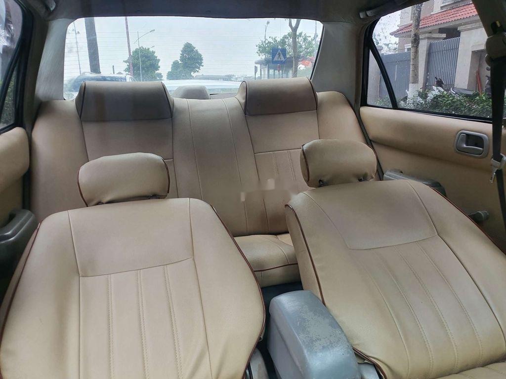 Cần bán xe Toyota Corolla 2005, màu trắng (10)