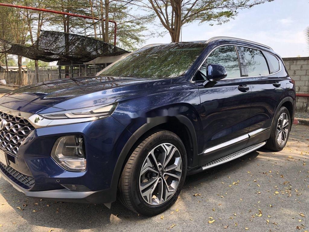Cần bán lại xe Hyundai Santa Fe sản xuất năm 2019 còn mới (2)
