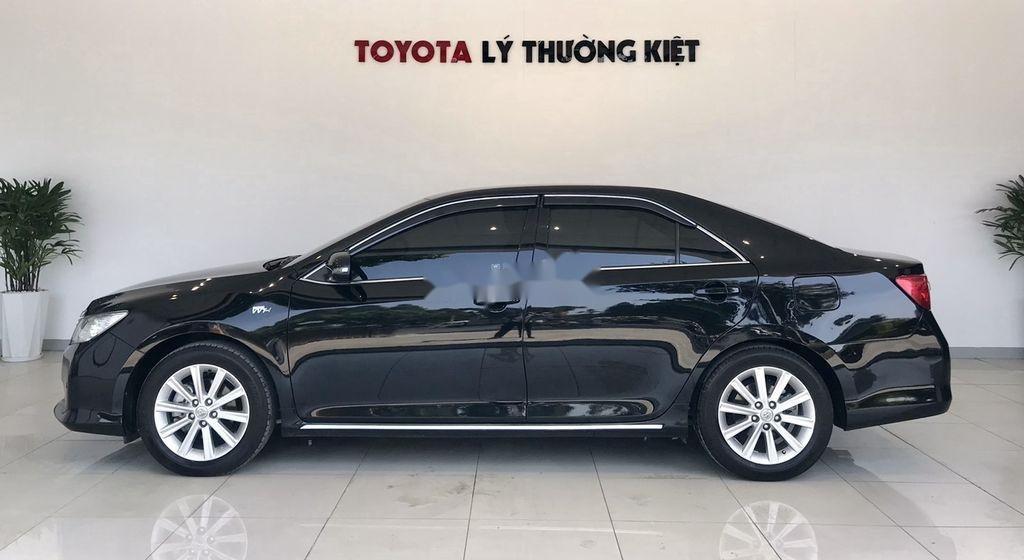Cần bán Toyota Camry 2.5G 2012, màu đen chính chủ, 690tr (5)