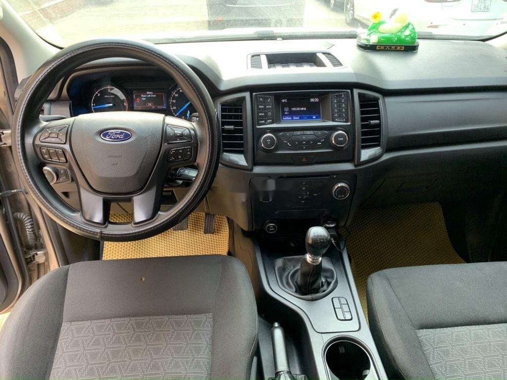 Cần bán Ford Ranger đời 2020, màu xám, nhập khẩu  (2)