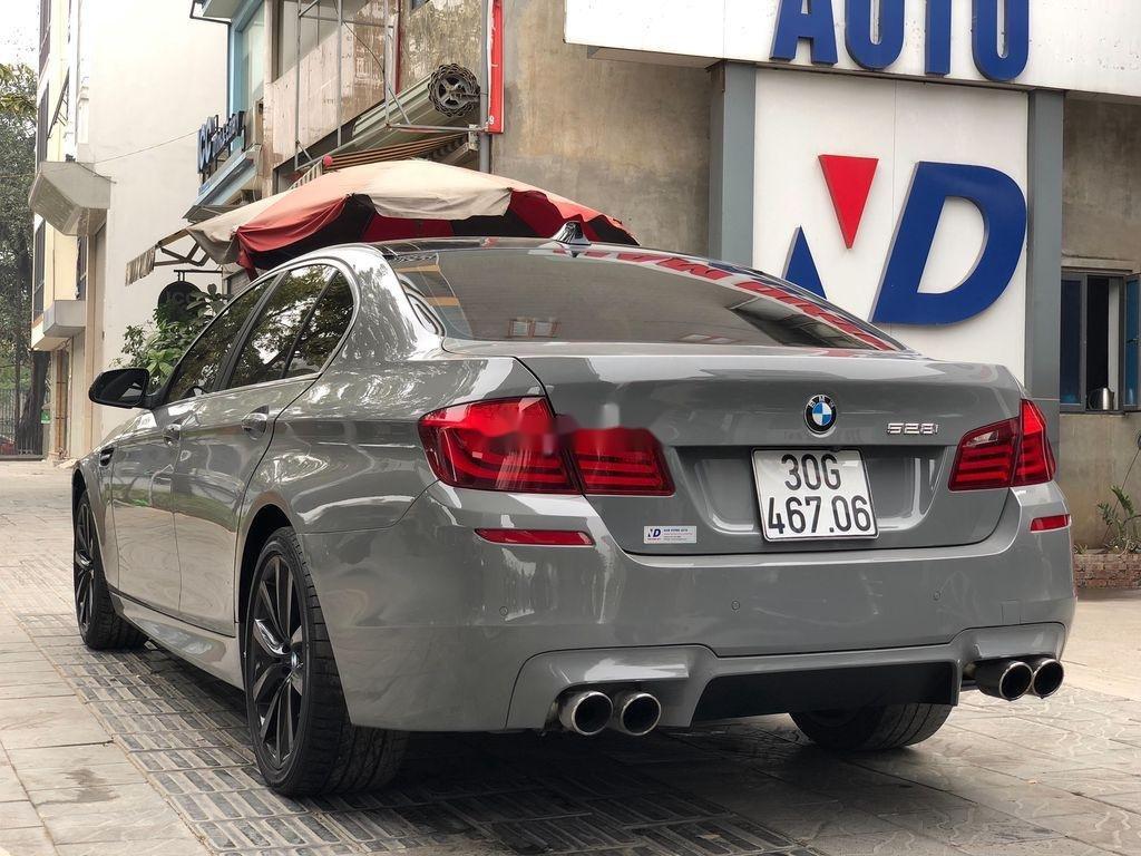 Cần bán BMW 5 Series 528i đời 2013, màu xám, nhập khẩu  (4)