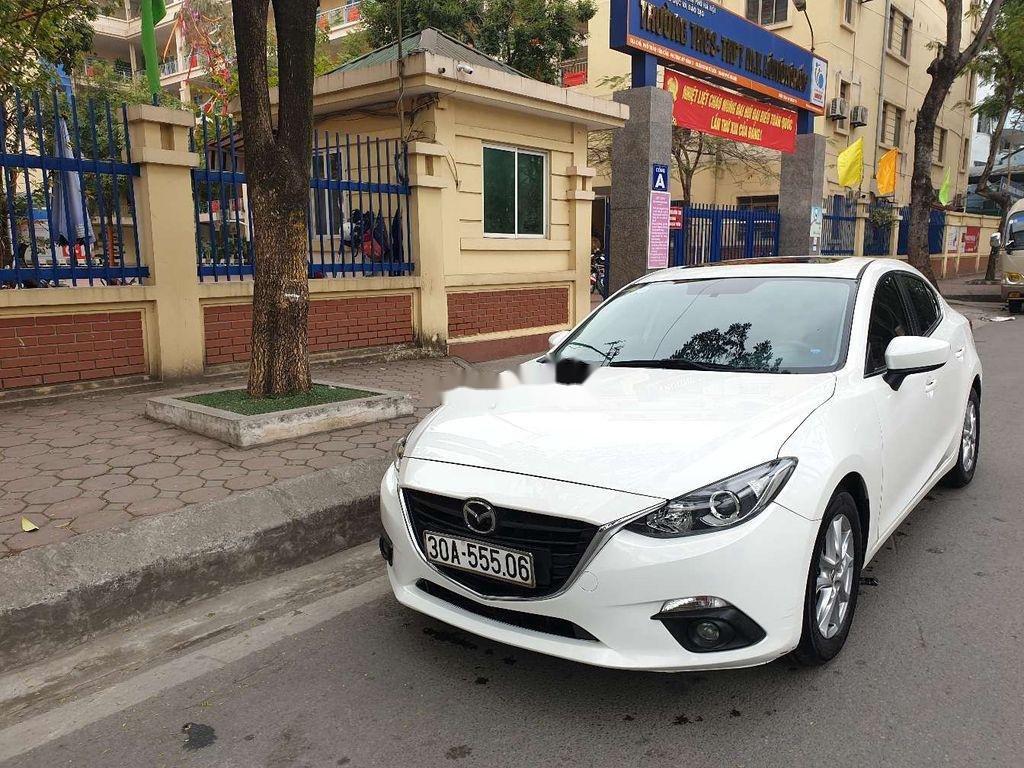 Bán Mazda 3 sản xuất năm 2015, màu trắng, số tự động (3)