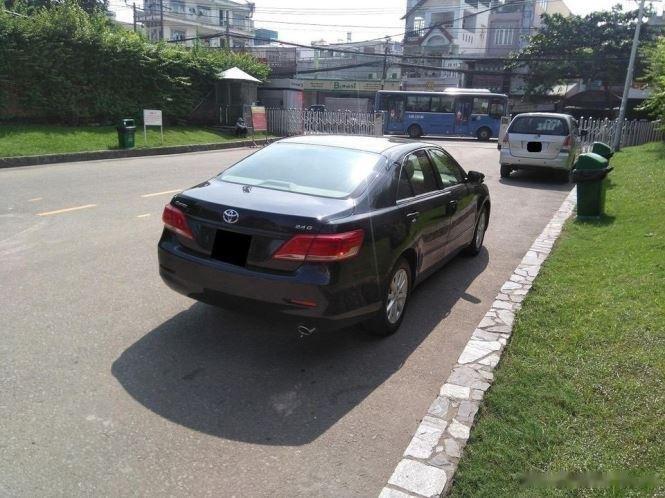 Cần bán lại xe Toyota Camry 2.4G năm sản xuất 2011, màu đen (2)