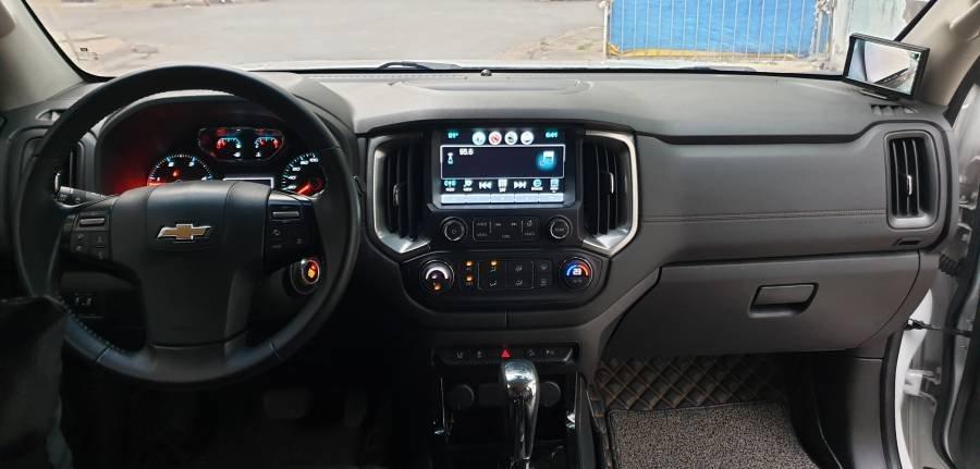 Bán ô tô Chevrolet Trailblazer 2.5 AT năm 2018, màu trắng, nhập khẩu (17)