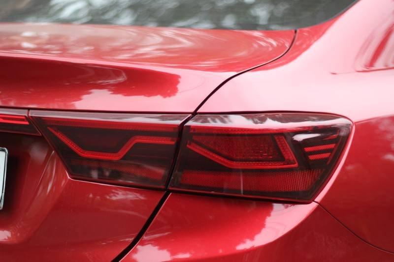 Cần bán Kia Cerato năm 2020, màu đỏ, nhập khẩu  (21)