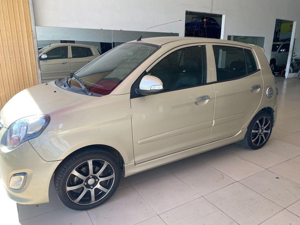 Xe Kia Morning sản xuất năm 2010, xe chính chủ (1)