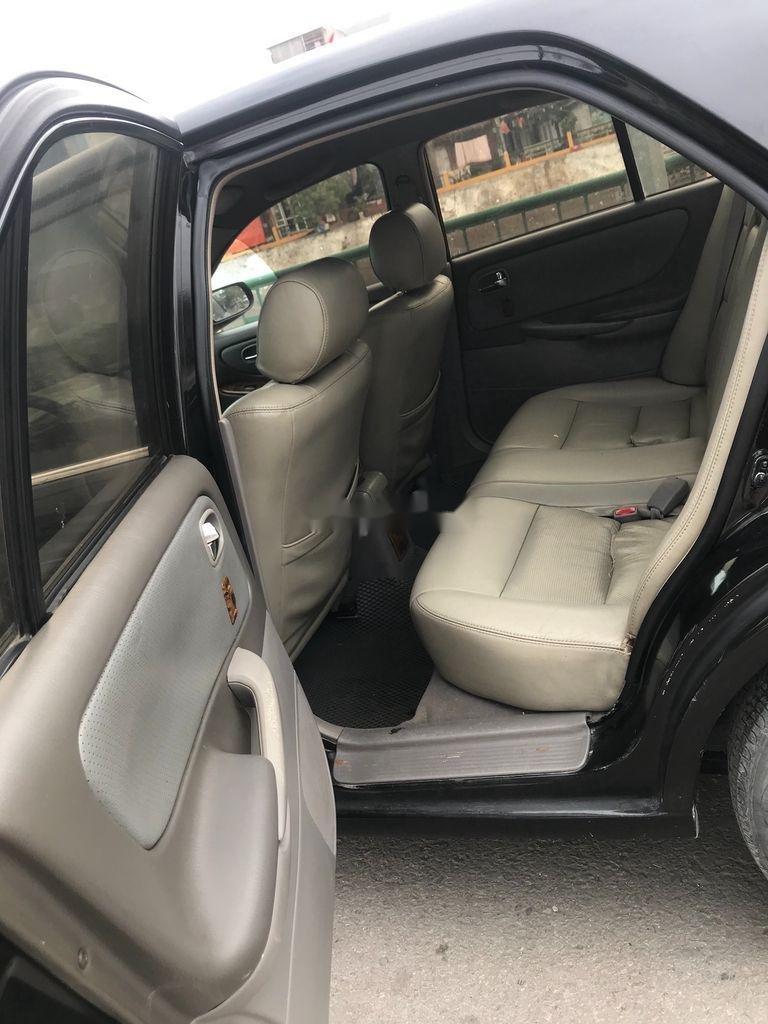 Cần bán gấp Mazda 626 đời 2001, màu đen chính chủ (6)