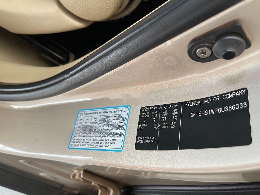 Cần bán Hyundai Santa Fe sản xuất năm 2009 còn mới, 425tr (7)