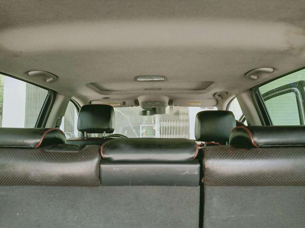 Bán Hyundai Santa Fe đời 2009, màu bạc, nhập khẩu  (9)
