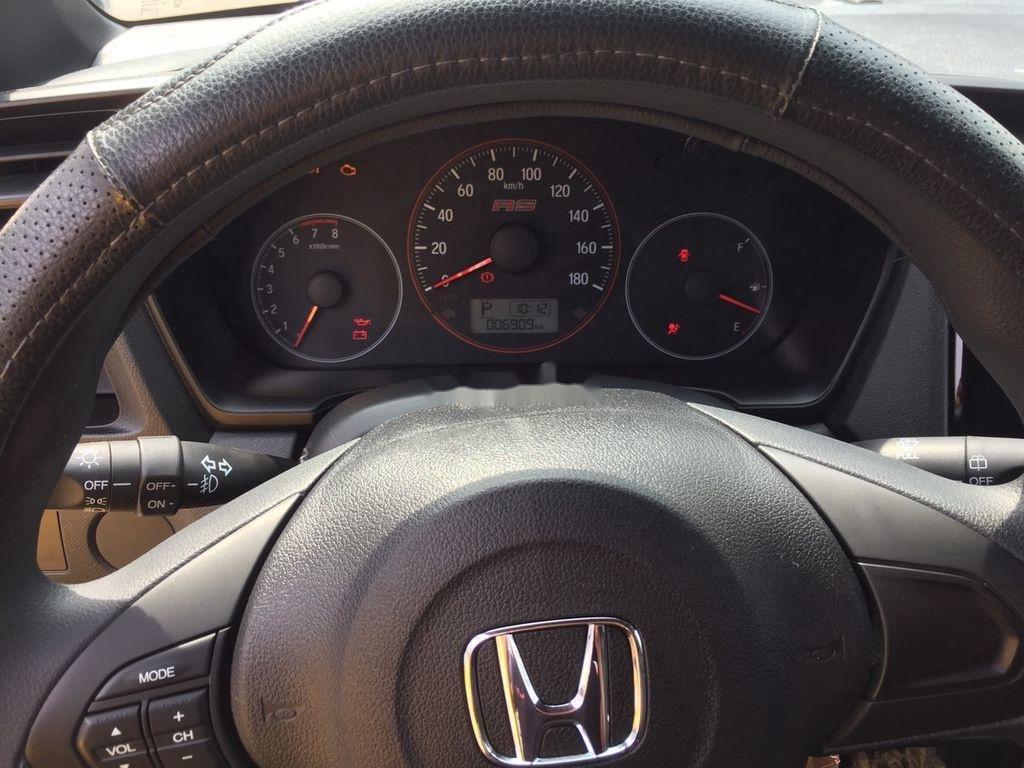 Bán Honda Brio đời 2020, màu vàng, nhập khẩu, 455 triệu (6)