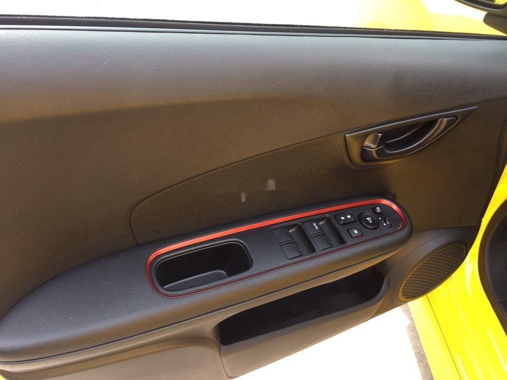 Bán Honda Brio đời 2020, màu vàng, nhập khẩu, 455 triệu (7)