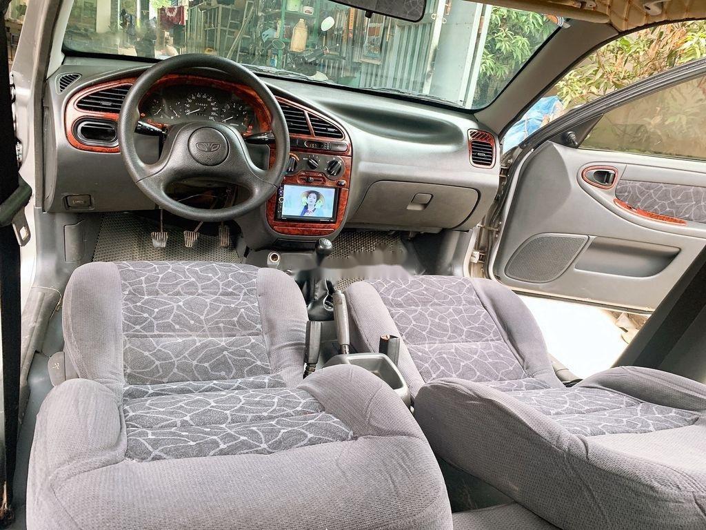 Bán Daewoo Lanos sản xuất 2003, màu bạc còn mới (7)
