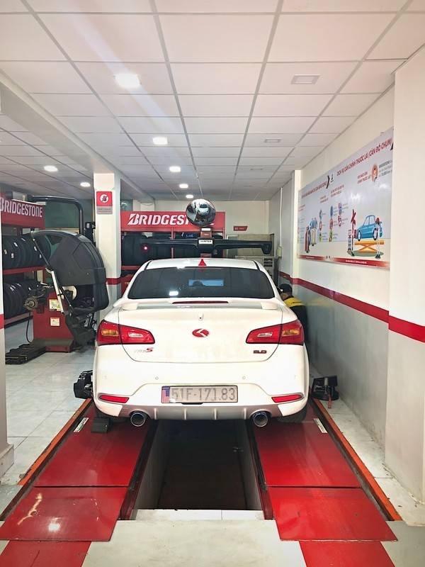 Cần bán Kia Cerato đời 2014, màu trắng, xe nhập chính chủ (2)