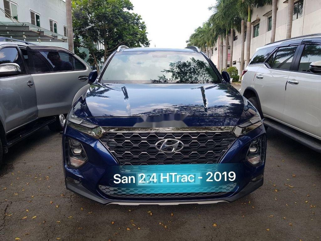 Cần bán lại xe Hyundai Santa Fe sản xuất năm 2019 còn mới (1)
