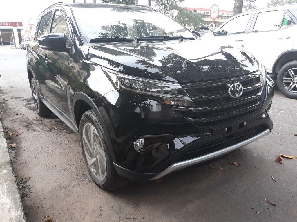 Cần bán xe Toyota Rush sản xuất 2020, màu đen, nhập khẩu nguyên chiếc, 633tr (1)