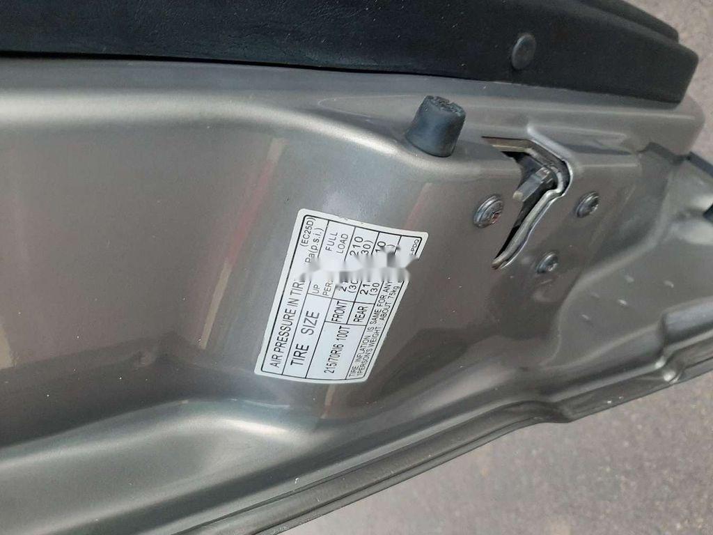 Cần bán lại xe Ford Escape năm 2009, màu xám, xe nhập (8)