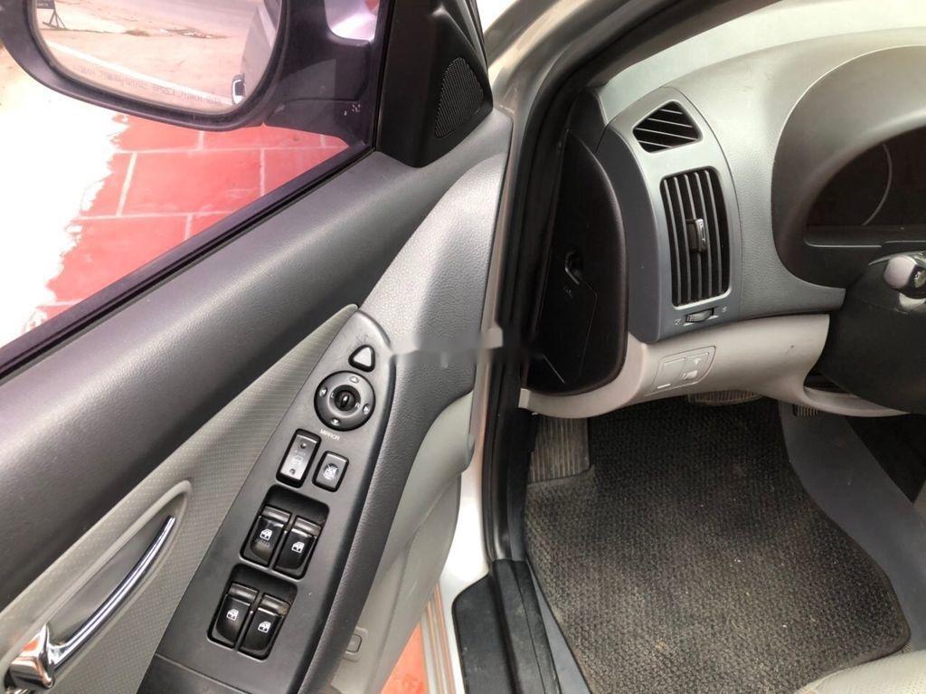 Bán Hyundai Elantra đời 2011, màu bạc, nhập khẩu  (4)