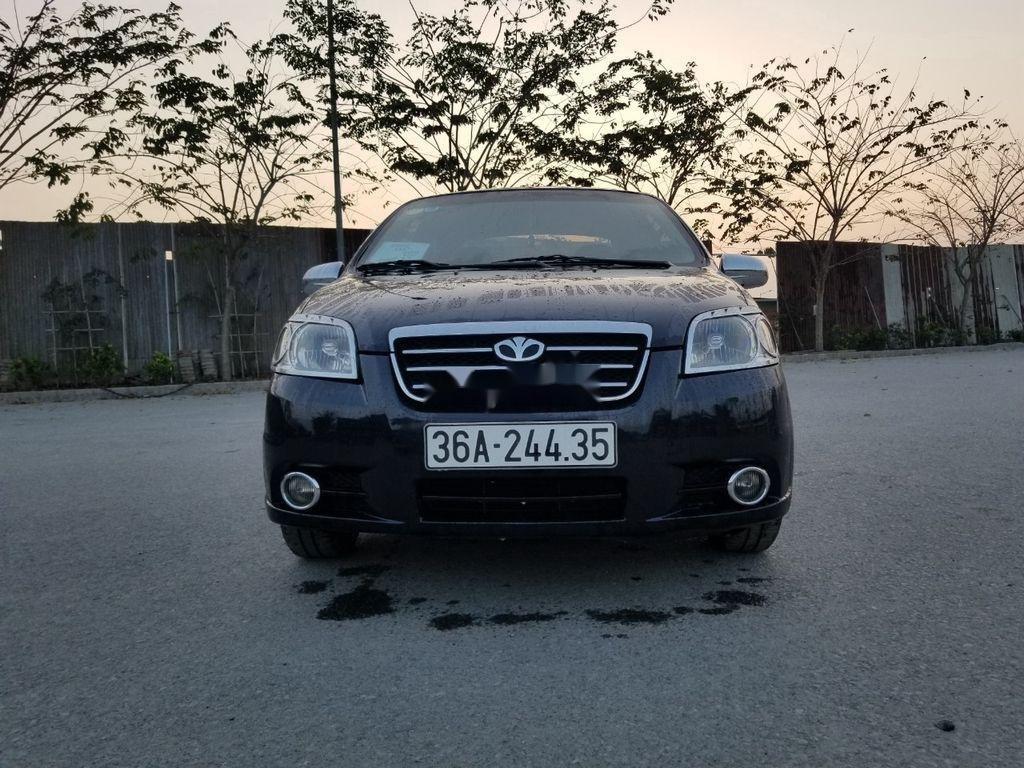 Bán ô tô Daewoo Gentra năm 2009 còn mới, giá 159tr (1)