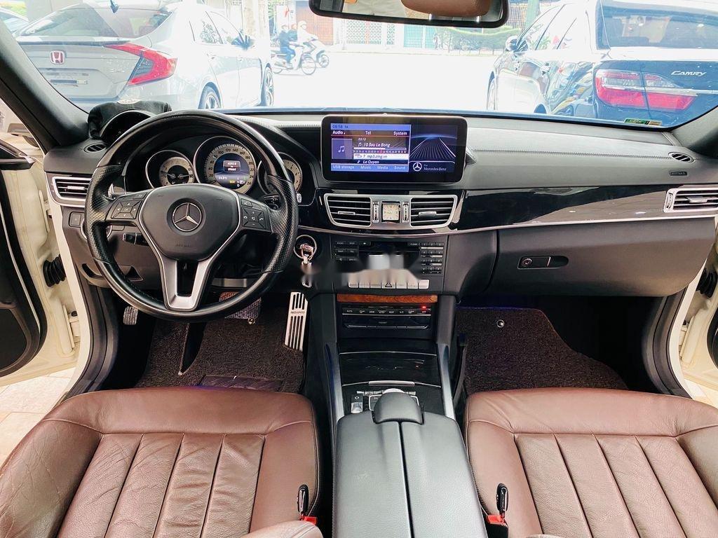 Cần bán Mercedes E250 đời 2014, màu trắng, xe nhập  (8)