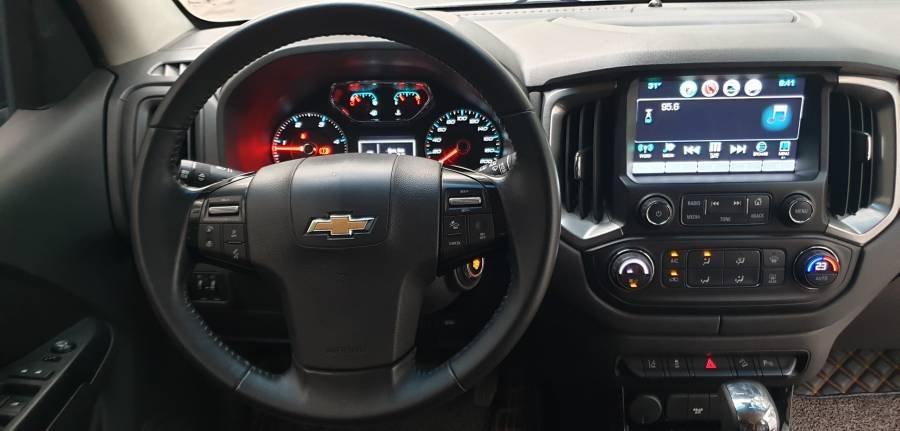 Bán ô tô Chevrolet Trailblazer 2.5 AT năm 2018, màu trắng, nhập khẩu (16)