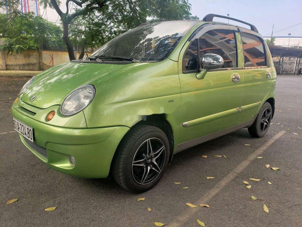 Cần bán xe Daewoo Matiz năm 2004 còn mới, giá chỉ 69 triệu (1)