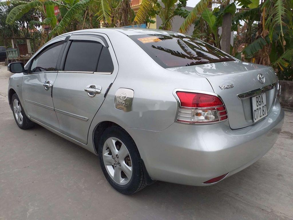 Cần bán gấp Toyota Vios sản xuất 2009, giá thấp (3)