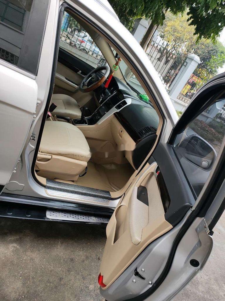 Bán Chevrolet Captiva đời 2008, màu bạc chính chủ (2)