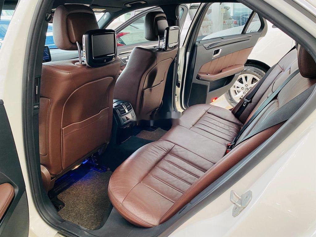 Cần bán Mercedes E250 đời 2014, màu trắng, xe nhập  (12)