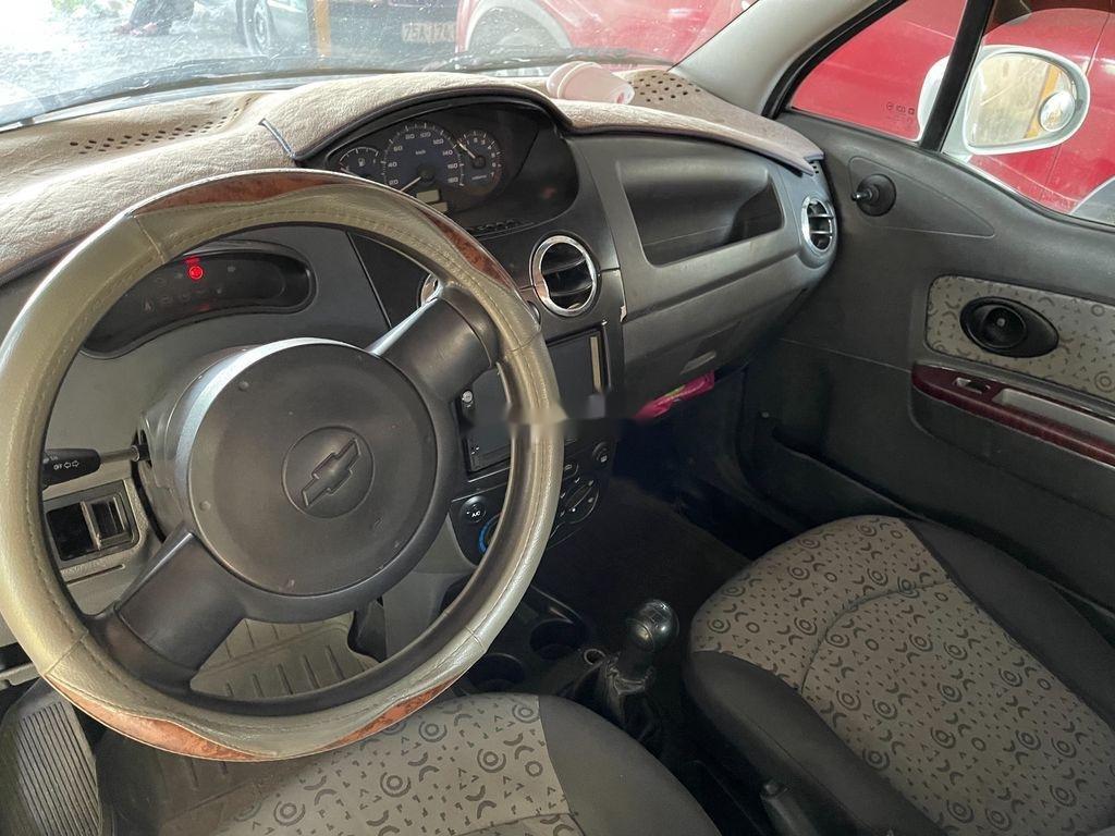 Bán Chevrolet Spark sản xuất năm 2010, màu trắng  (9)