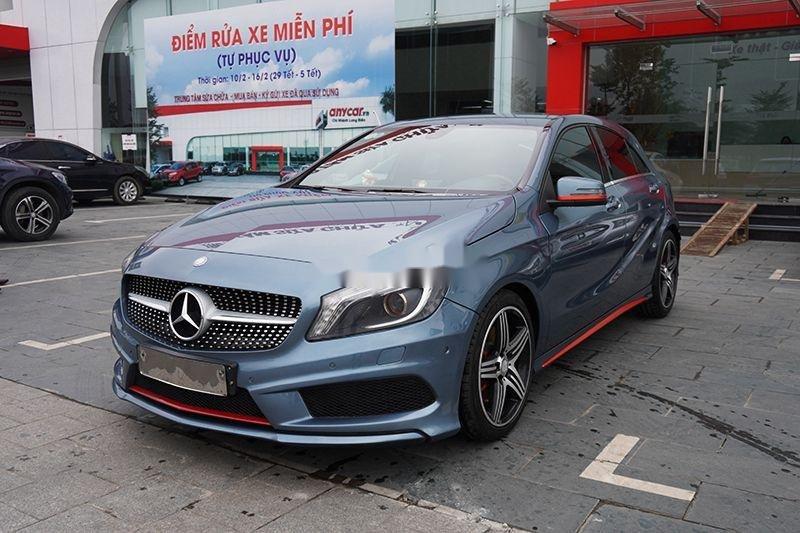 Bán ô tô Mercedes A250 sản xuất 2013, nhập khẩu nguyên chiếc (2)