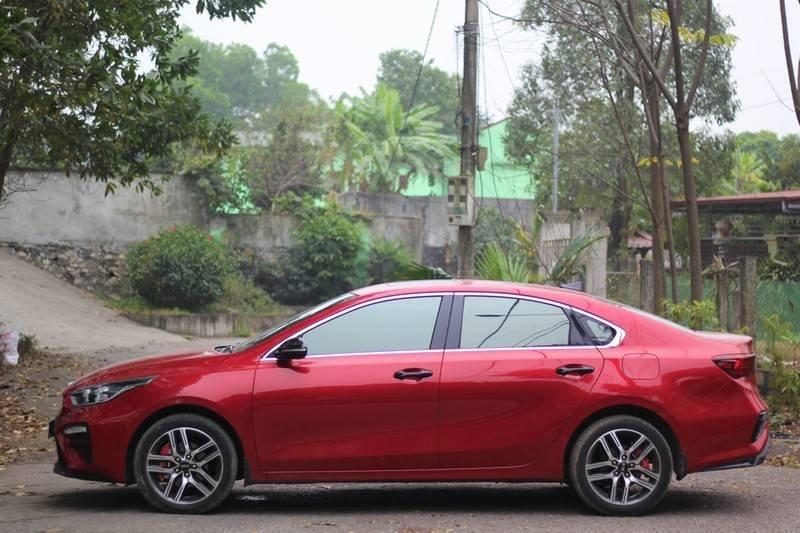Cần bán Kia Cerato năm 2020, màu đỏ, nhập khẩu  (8)