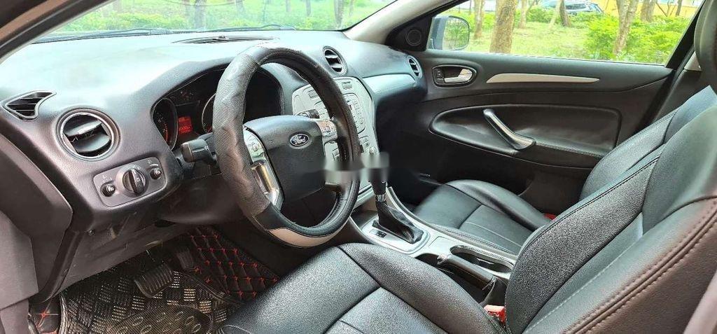 Cần bán lại xe Ford Mondeo 2009, màu đen còn mới (8)