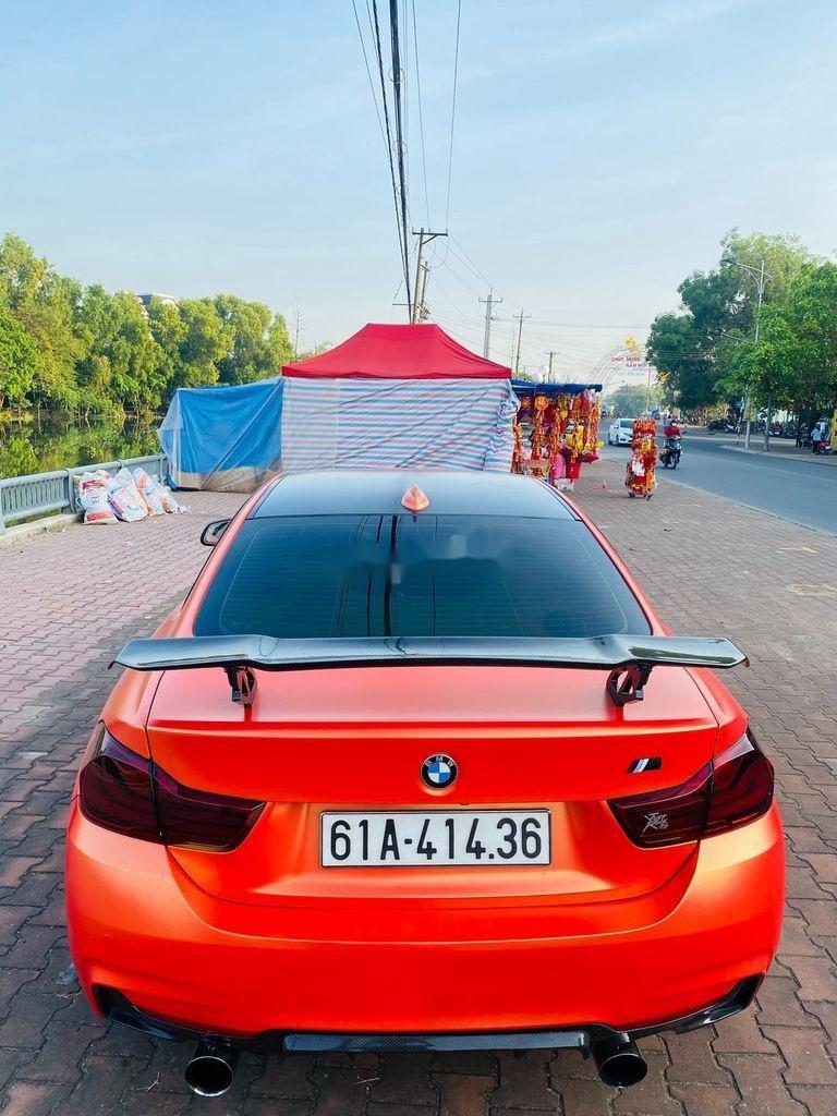 Cần bán BMW 4 Series 428i 2014, màu đỏ, nhập khẩu  (5)