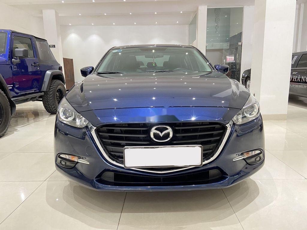 Bán Mazda 3 2019, màu xanh lam chính chủ, giá tốt (1)