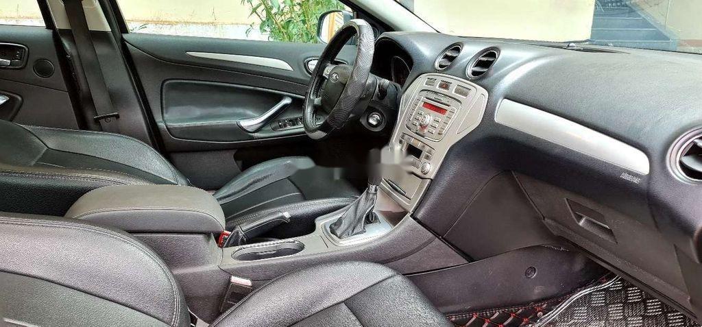 Cần bán lại xe Ford Mondeo 2009, màu đen còn mới (9)