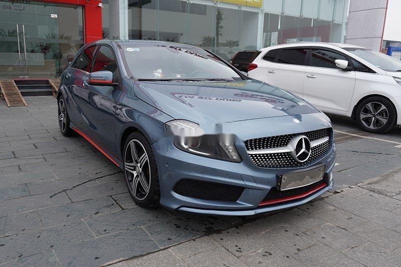 Bán ô tô Mercedes A250 sản xuất 2013, nhập khẩu nguyên chiếc (8)
