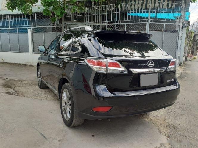 Bán Lexus RX 350 sản xuất 2013, màu đen, xe nhập còn mới (7)