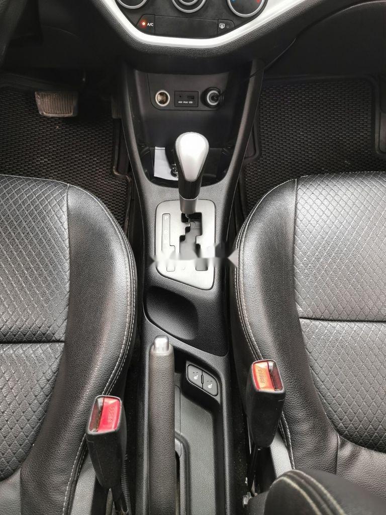 Cần bán xe Kia Morning đời 2011, màu trắng, xe nhập  (9)