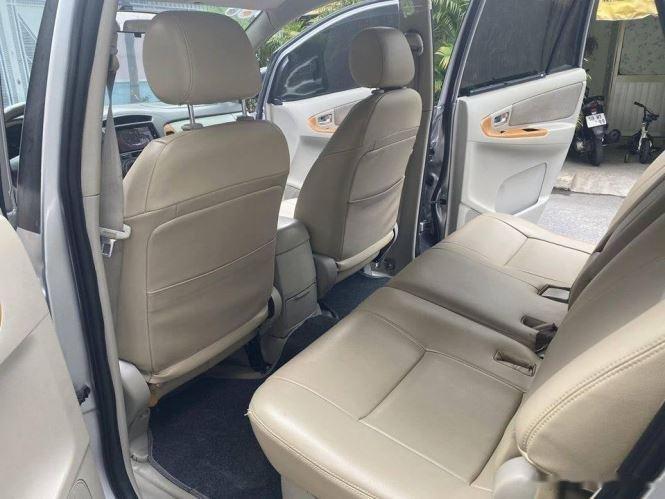 Cần bán gấp Toyota Innova G sản xuất 2012, màu bạc chính chủ, 343tr (8)