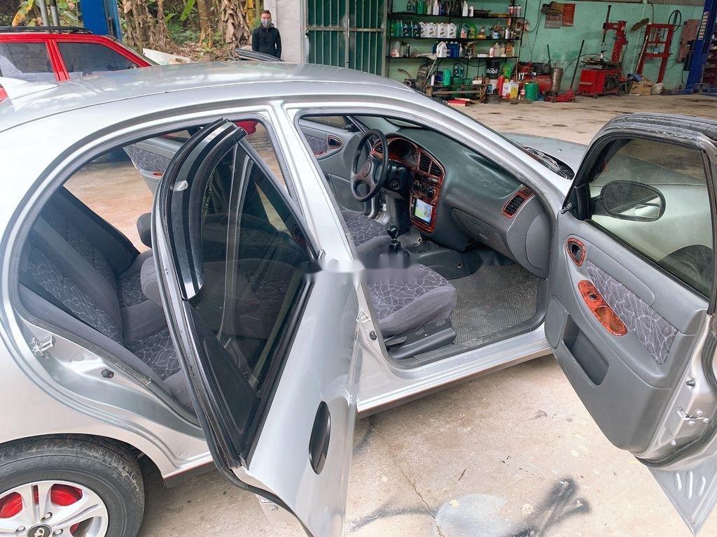 Bán Daewoo Lanos sản xuất 2003, màu bạc còn mới (6)