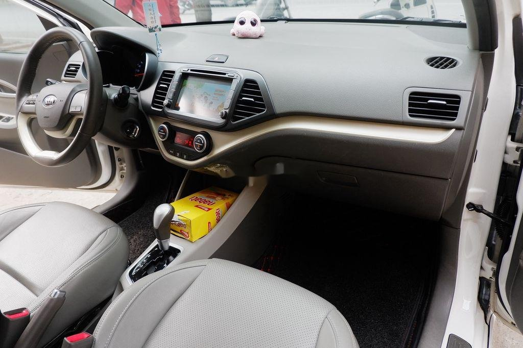 Cần bán xe Kia Morning Si AT đời 2018, màu trắng  (8)