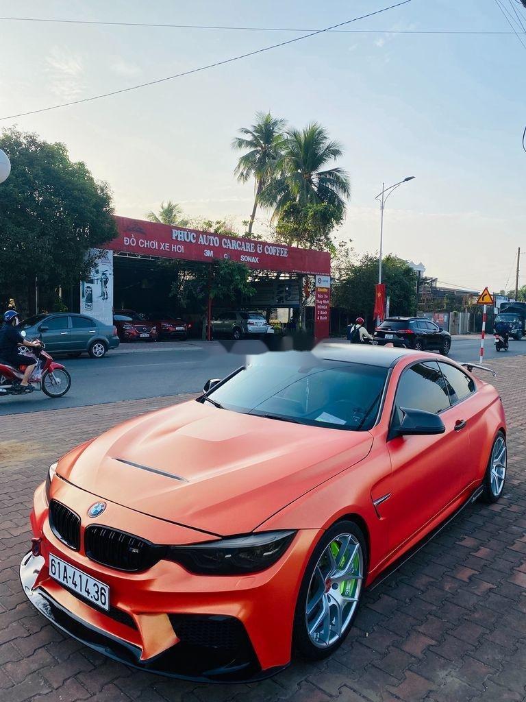 Cần bán BMW 4 Series 428i 2014, màu đỏ, nhập khẩu  (3)