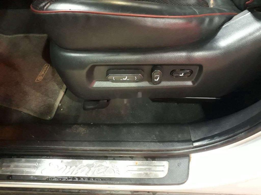 Bán Hyundai Santa Fe đời 2009, màu bạc, nhập khẩu  (5)