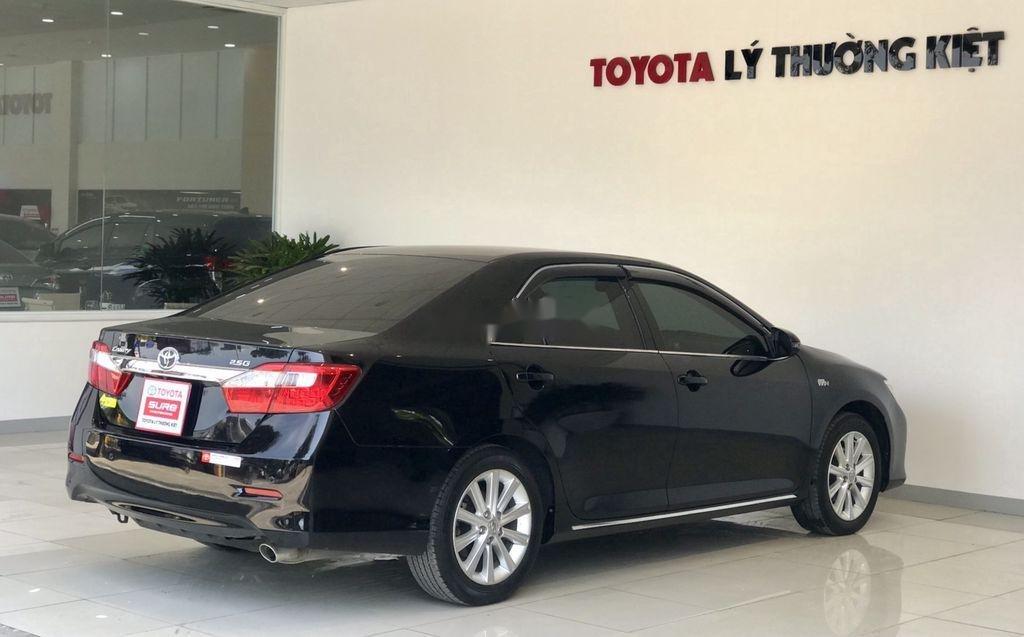 Cần bán Toyota Camry 2.5G 2012, màu đen chính chủ, 690tr (9)