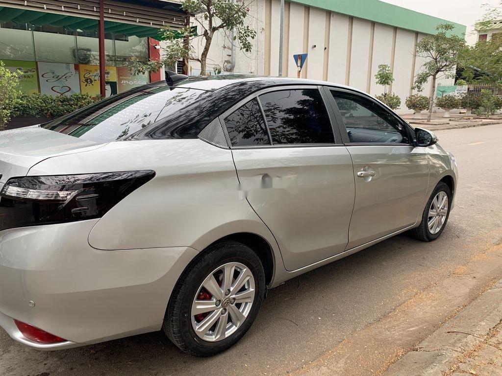 Bán Toyota Vios năm 2014, màu bạc chính chủ, 338tr (3)